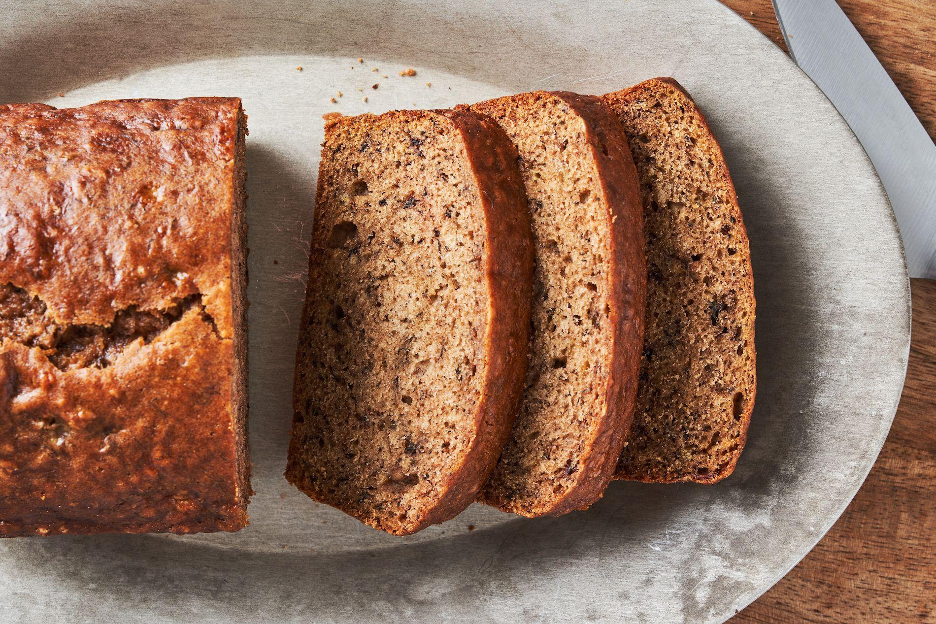 Best Vegan Banana Bread Recipe How To Make Vegan Banana Bread