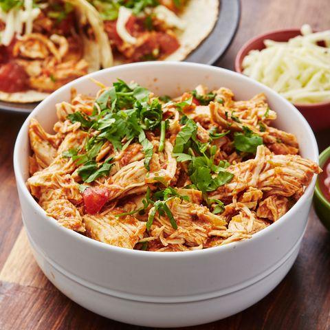Best Crock Pot Salsa Chicken Recipe How To Make Crock Pot Salsa Chicken