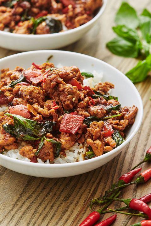 Thai Basil Chicken - Delish.com