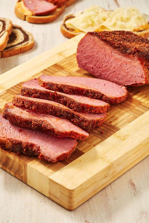 Smoked Corned Beef - Delish.com