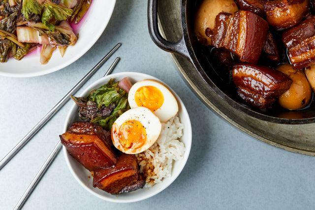 vietnamese braised pork belly