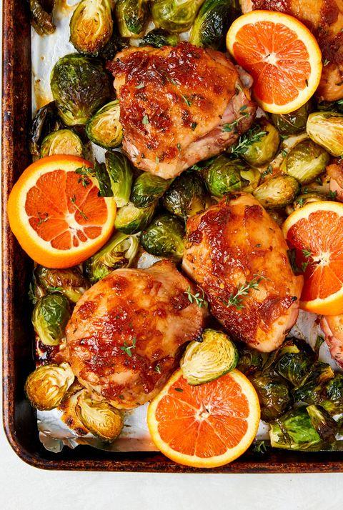 citrus glazed chicken