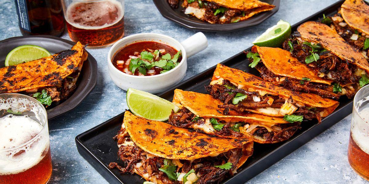 My Journey To Birria Bliss: Discovering TikTok's Favorite Taco