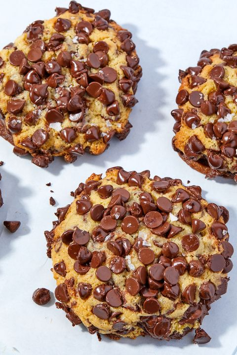 gideons chocolate chip covered cookies