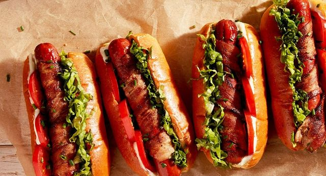 blt hot dogs