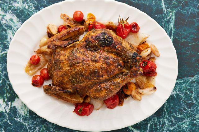 lemongrass roast chicken