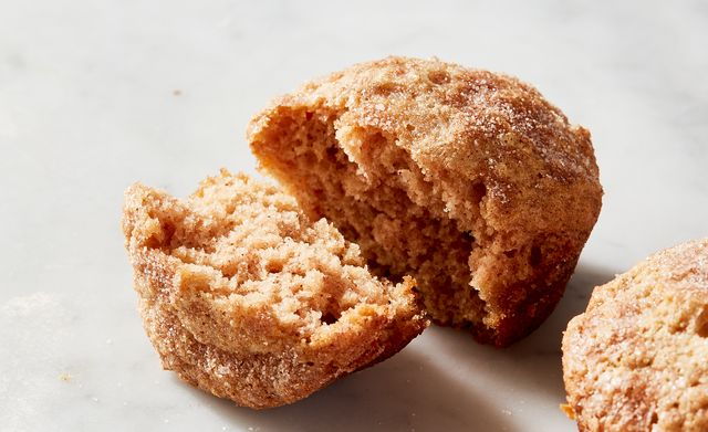 apple sauce muffins