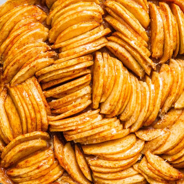 apple tart  delishcom