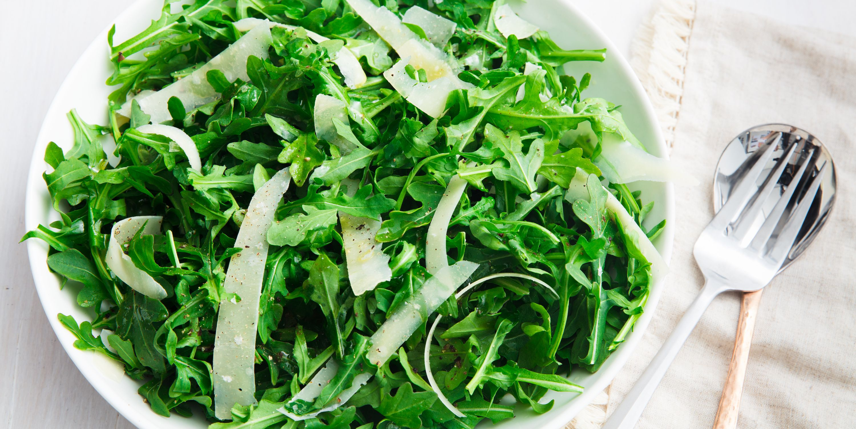 15 Awesome Arugula Salads To Make When You're Bored Of Spinach