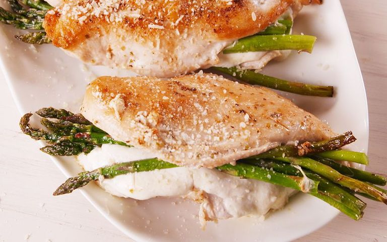 recipe: asparagus stuffed chicken breast tasty [37]