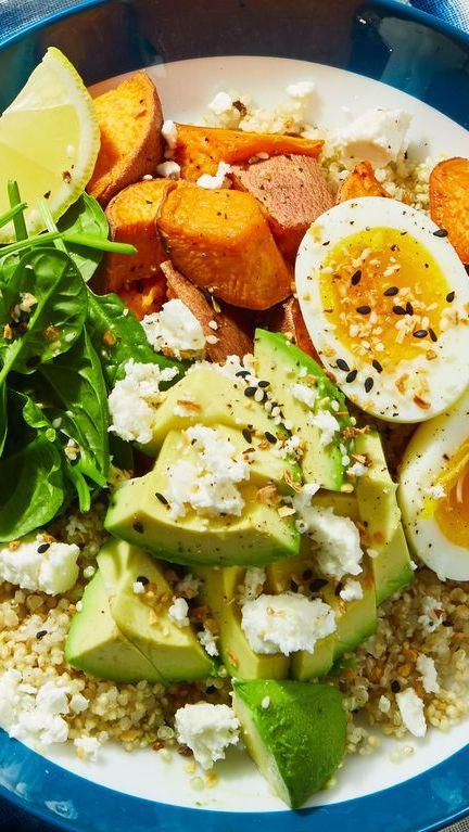 Avocado Breakfast Bowls — Delish.com