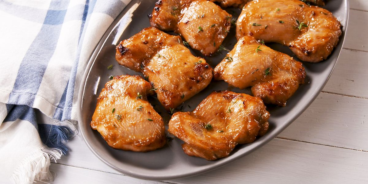 Best Boneless Chicken Thigh Recipes