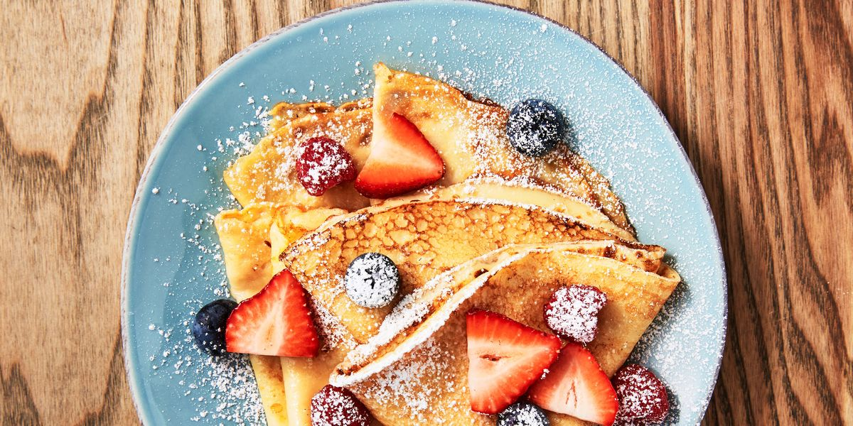 These Classic Crepes Will Impress Your Whole Family