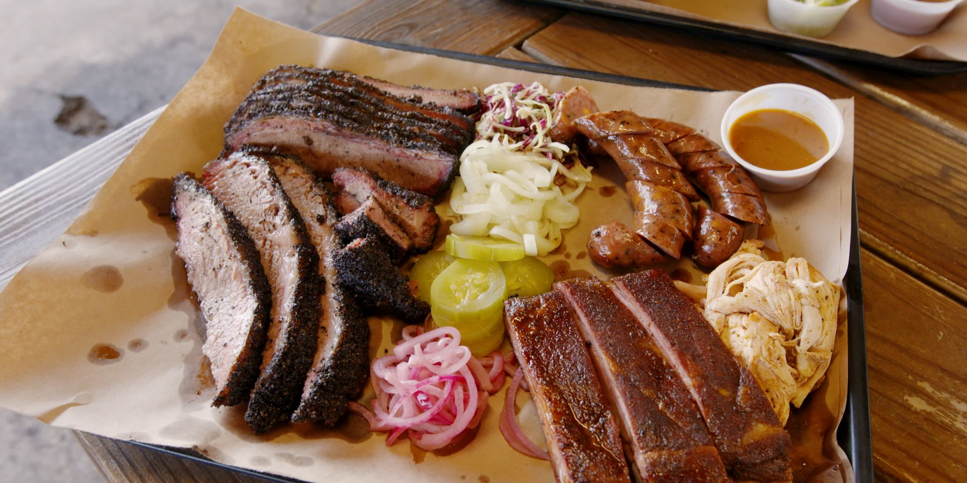 We've Discovered The Route For The Ultimate Texas Barbecue Road Trip