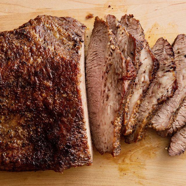 beef brisket horizontal — delishcom