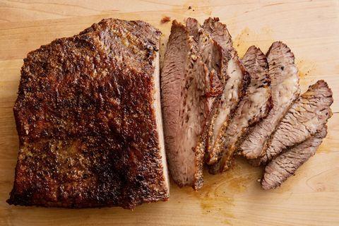 Beef Brisket horizontal — Delish.com