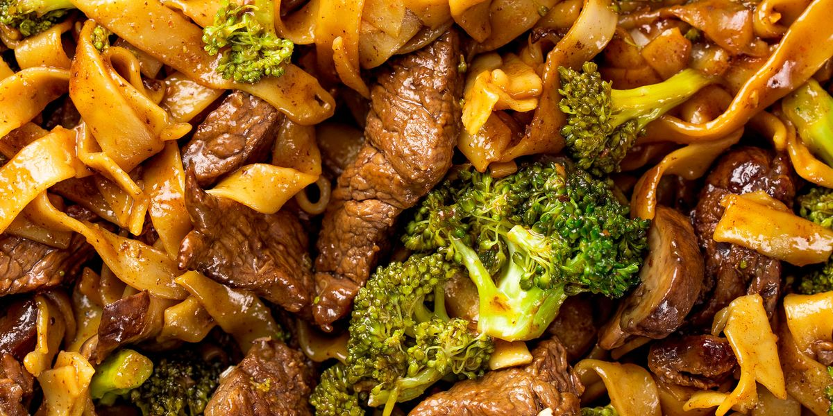 Best Beef Amp Broccoli Noodles Recipe How To Make Beef