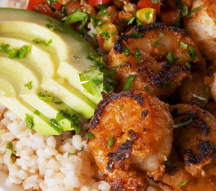 Best Blackened Shrimp Bowls Recipe How To Make Blackened