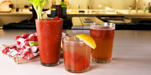 Bloody Mary Ice Cubes - Delish.com