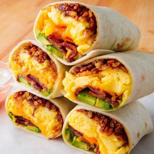 40 Easy Homemade Burrito Recipes How To Make Mexican Burritos