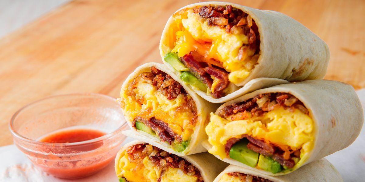 Best Breakfast Burrito Recipe How To Make Breakfast Burrito