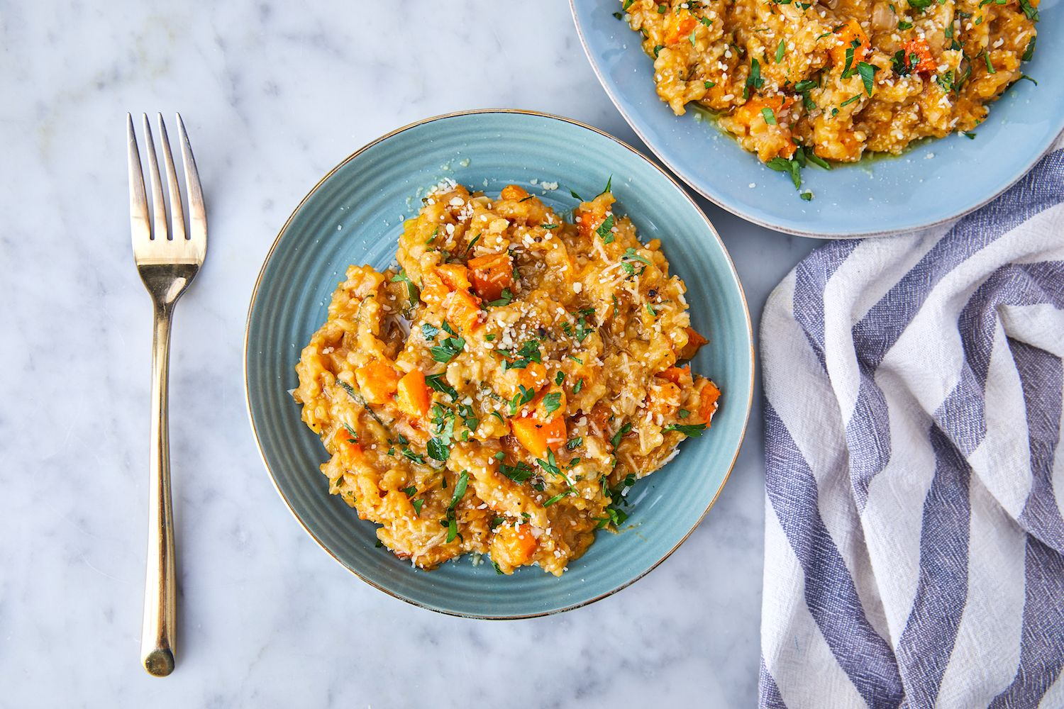 Best Butternut Squash Risotto Recipe How To Make Butternut Squash Risotto