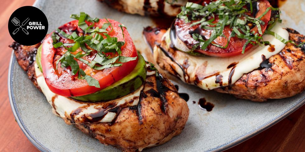 The 108 Most Delish Things To Cook On The Grill