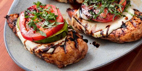 California Grilled Chicken horizontal