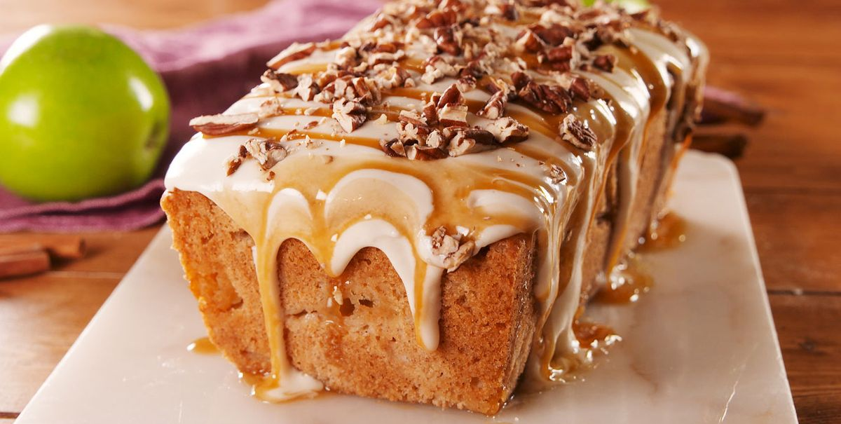Best Caramel Apple Pound Cake Recipe How To Make Caramel