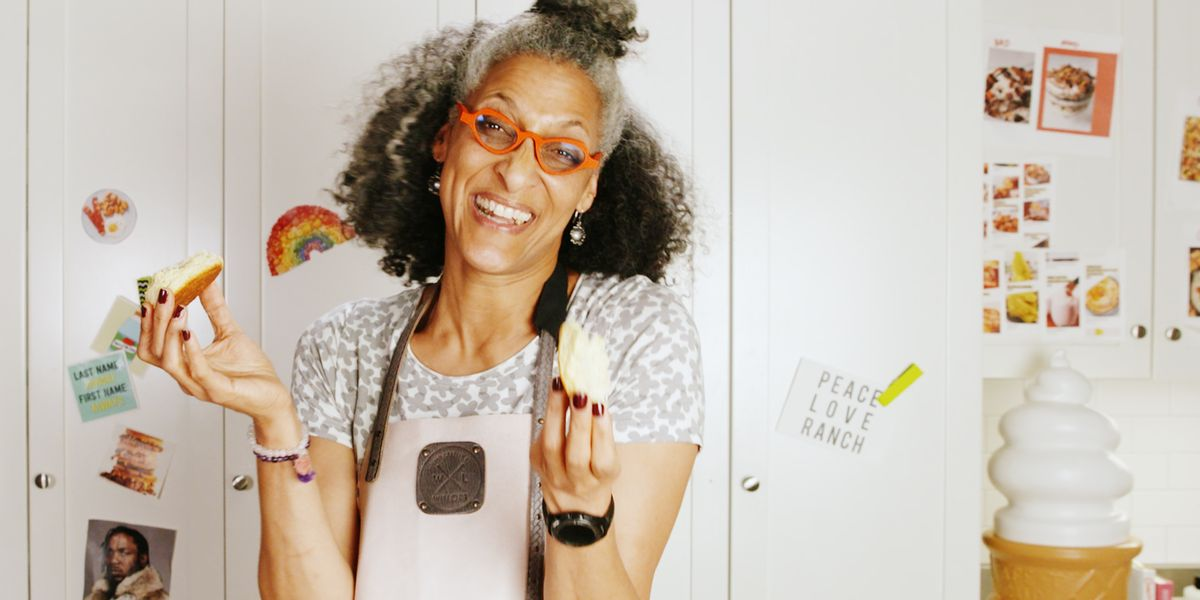 Carla Hall's Flaky Buttermilk Biscuits