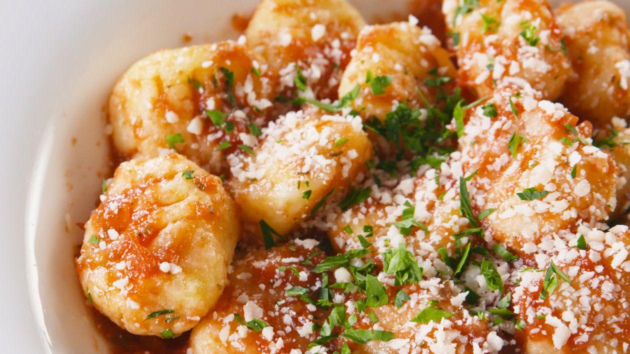 How to make cauliflower gnocchi recipe