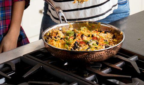 Cheese Mexican Cauli Rice - Delish.com
