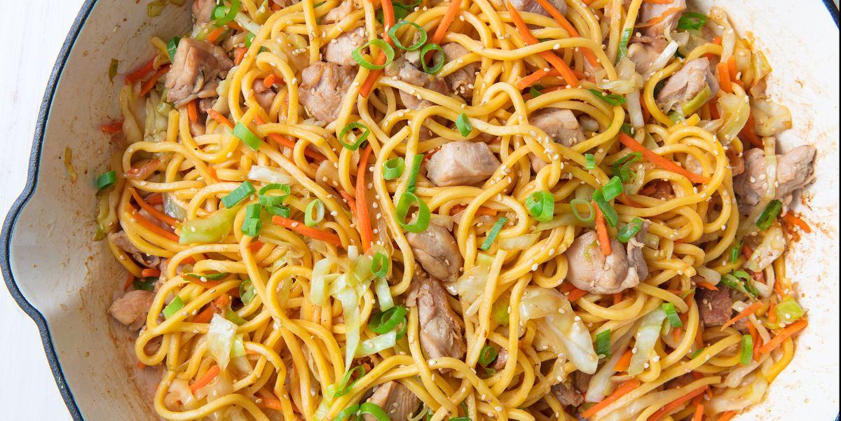 Best Chicken Chow Mein Recipe How To Make Chicken Chow Mein