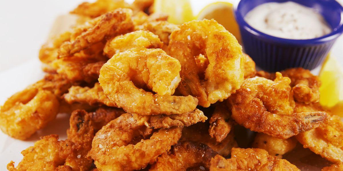 Best Chicken Fried Shrimp Recipe How To Make Chicken