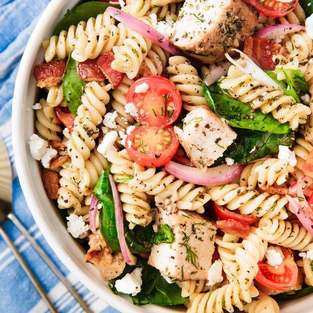 Chicken Pasta Salad - Delish.com