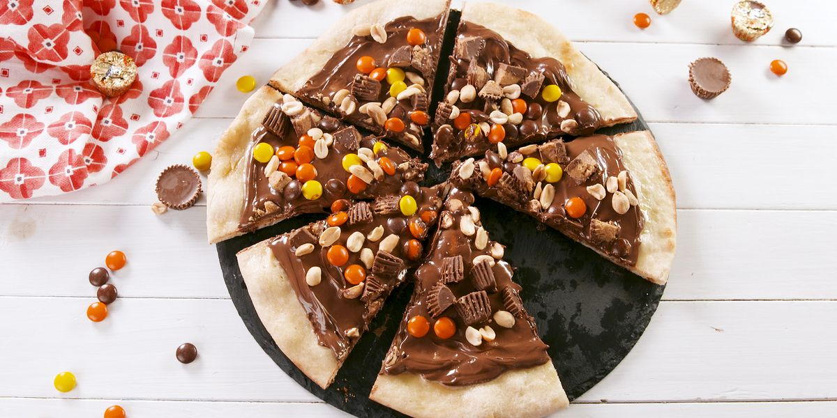 Best Chocolate Pizza Recipe How To Make Chocolate Pizza