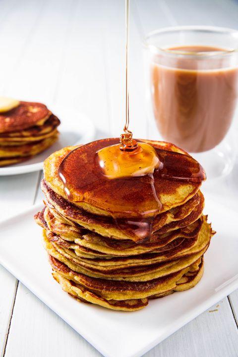 Coconut Flour Pancakes - Delish.com
