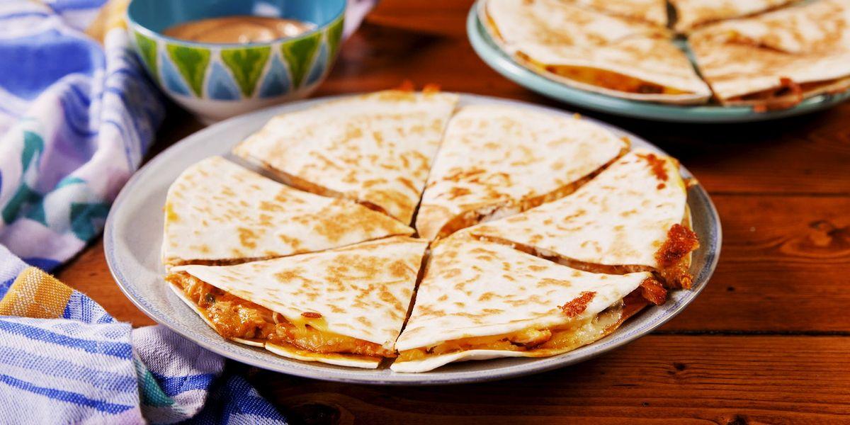 Best Copycat Taco Bell Quesadilla Recipe - How To Make -8147