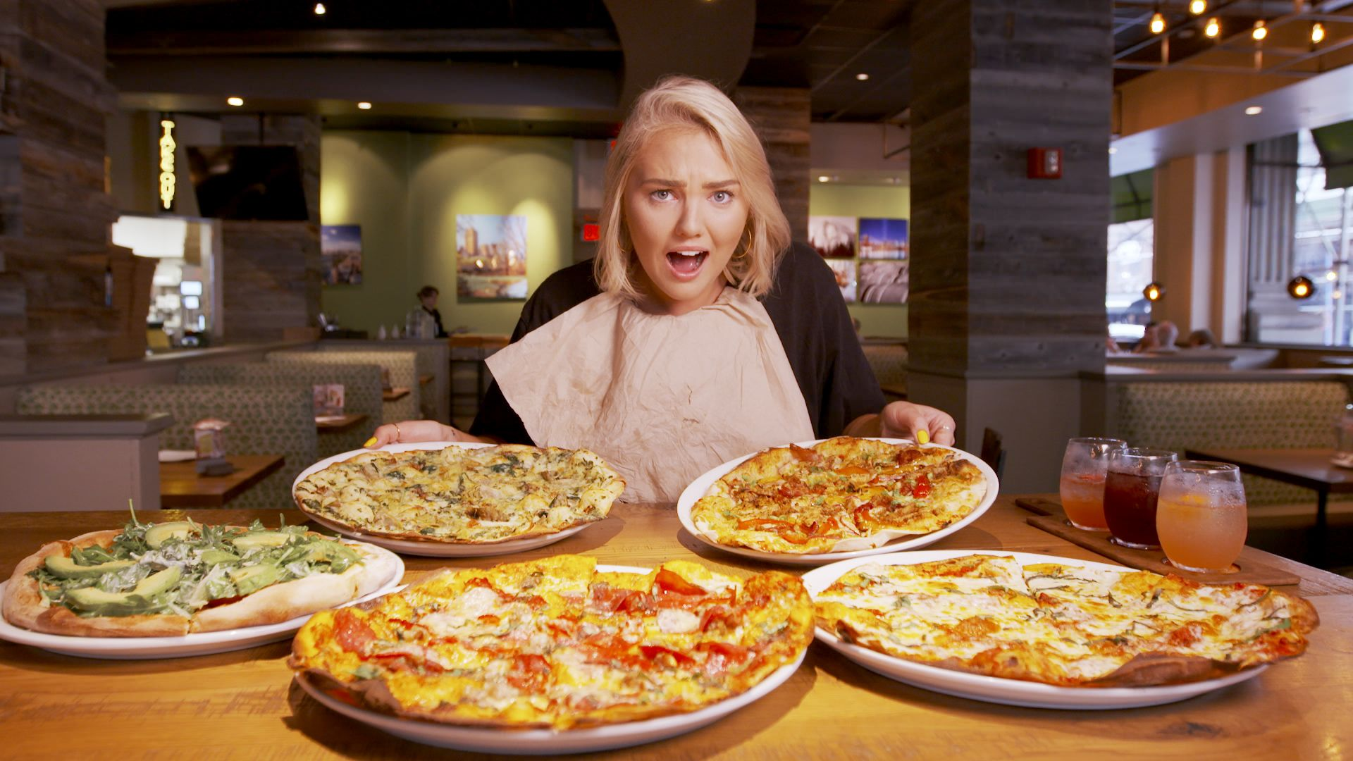 California Pizza Kitchen Menu Test I Tried Every Pizza Offered