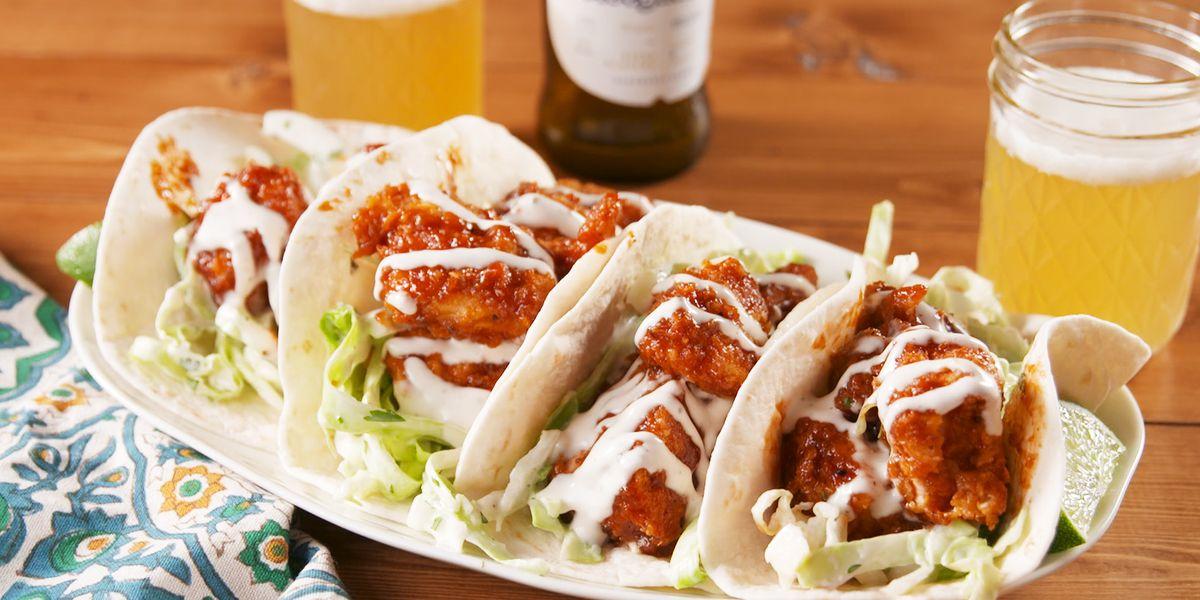 Best Crack Chicken Tacos How To Make Crack Chicken Tacos