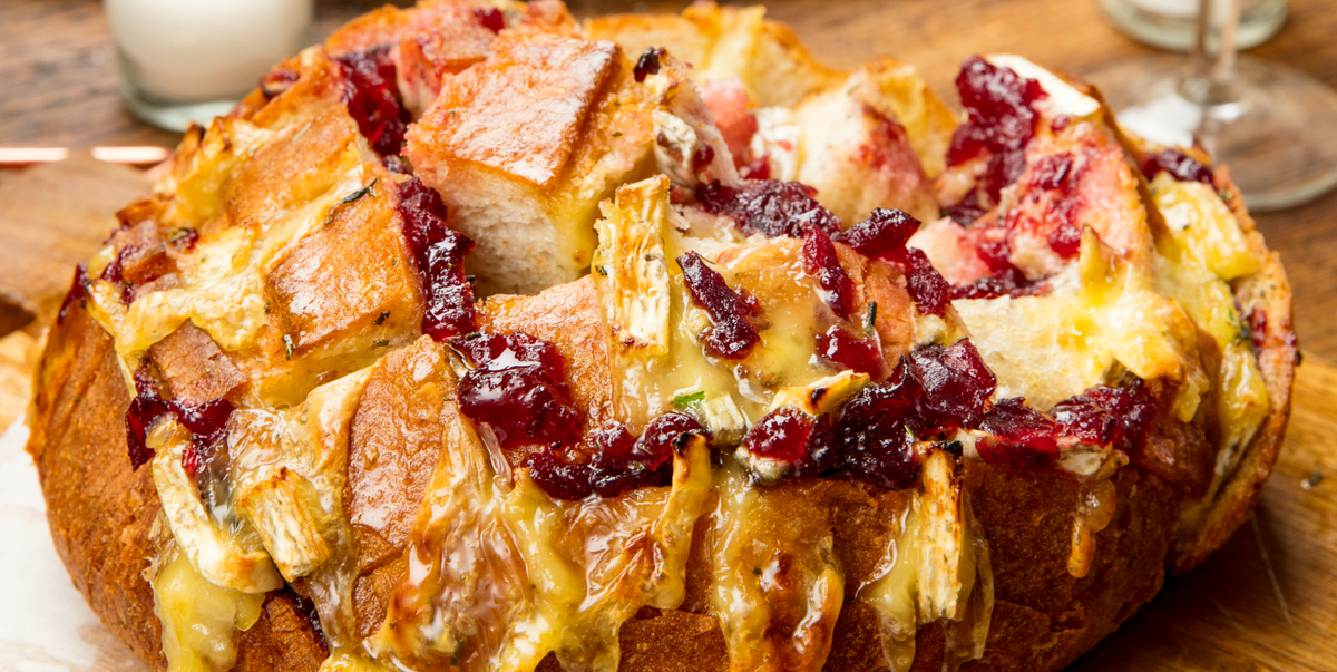Best Cranberry Brie Pull Apart Bread Recipe How To Make