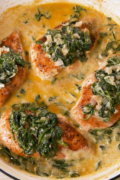 90 Easy Skillet Chicken Recipes Best Chicken Dinner