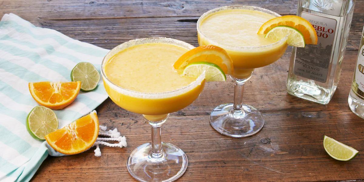 Best Creamsicle Margaritas Recipe How To Make Creamsicle Margaritas