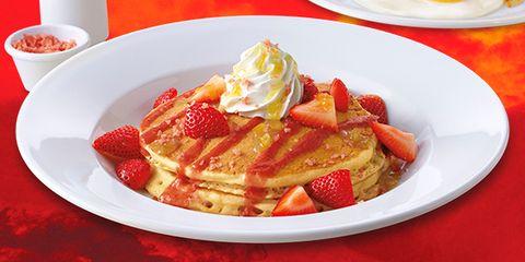 Denny's Solo Pancakes