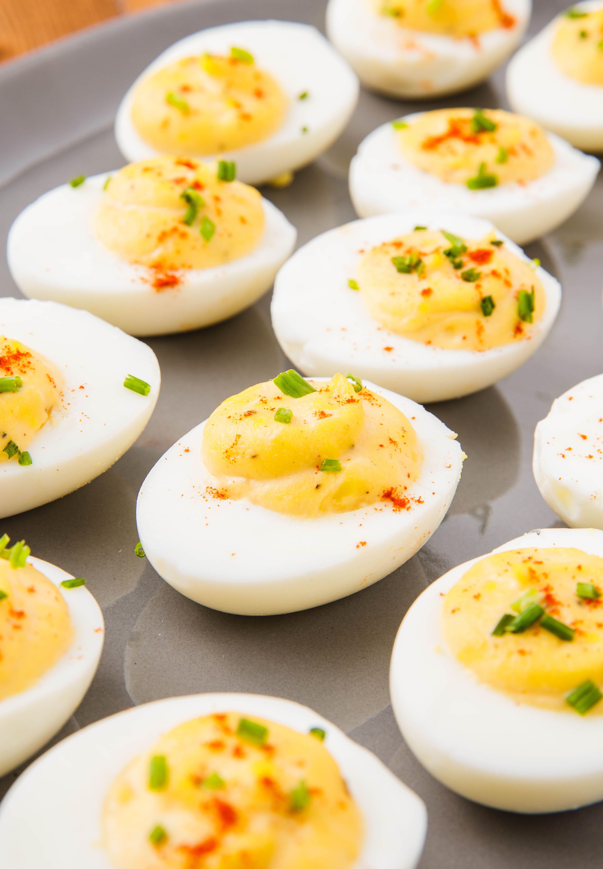 Classic Deviled Eggs - Delish.com