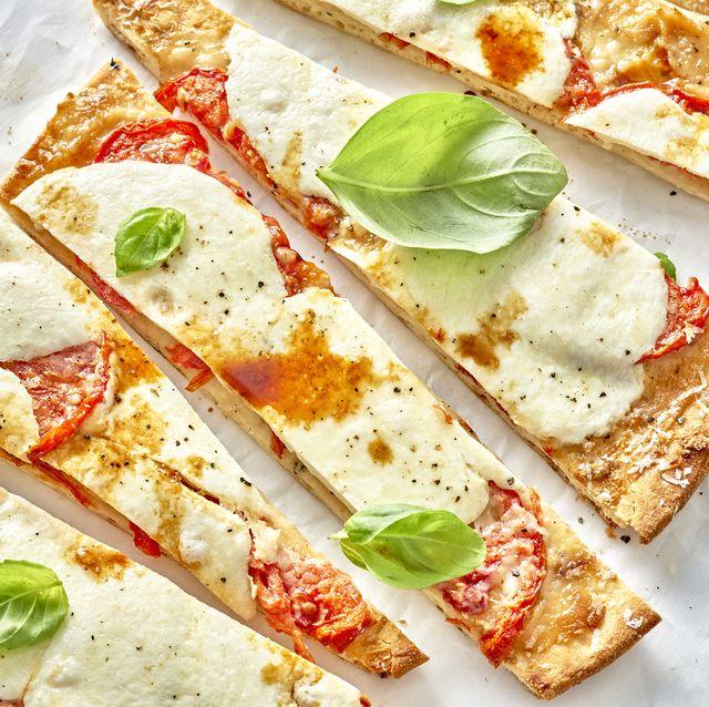 oven dried tomato flatbread