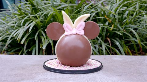 Pink, Easter bunny, Easter, Easter egg, Rabbit, Plant, Rabbits and Hares, Flowerpot,