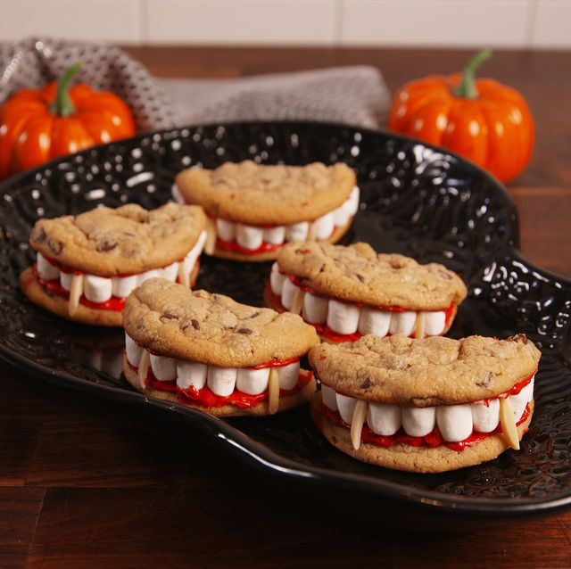 35 Easy Halloween Snacks Fun Ideas For Halloween Snack Recipes