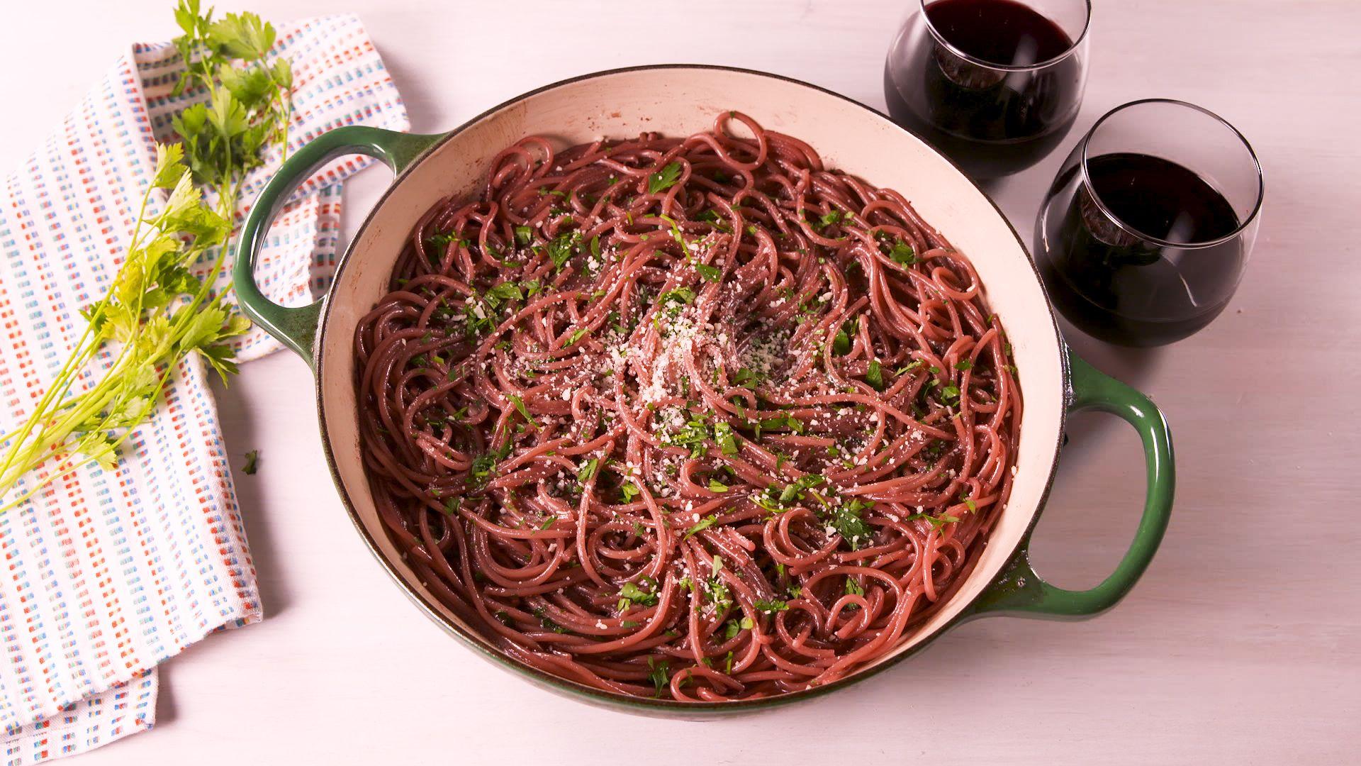 Drunken Spaghetti