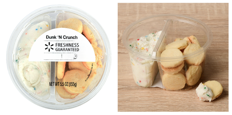 walmart s selling its own kind of dunkaroos